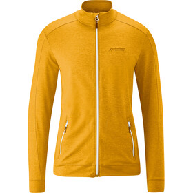 Maier Sports Burray Jacket Men nugget gold mel